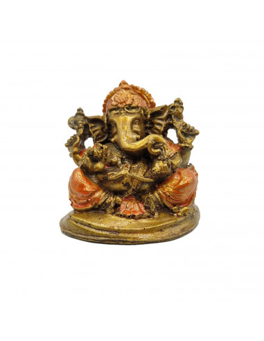 Ganesha inclinada