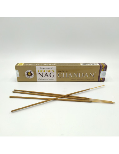 "Incienso Golden ""Nag Chandan"""